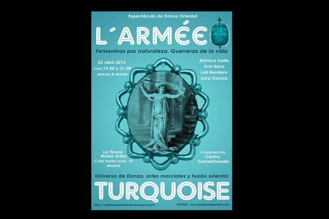 Espectáculo L'Armée Turquoise